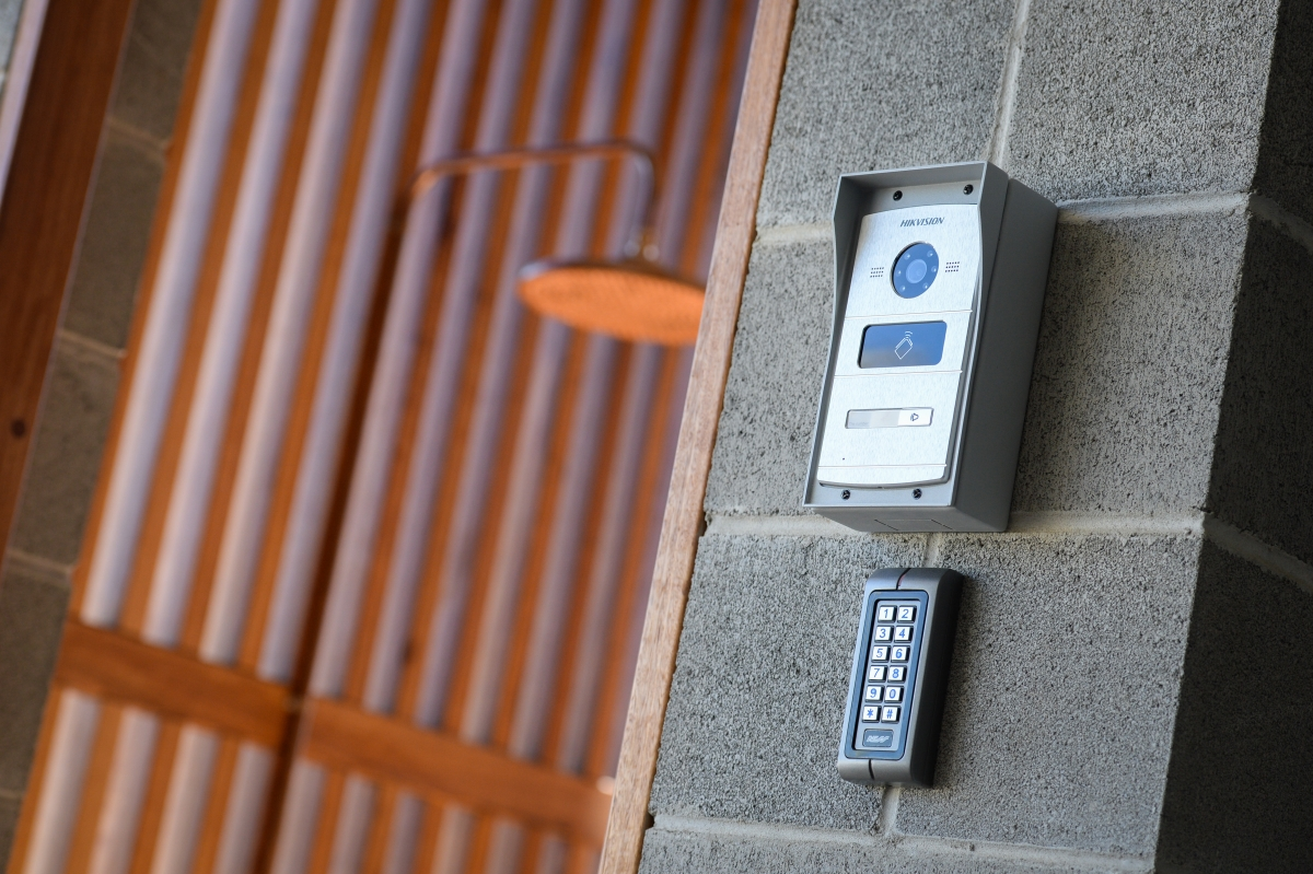 Access Control Installation by CAV