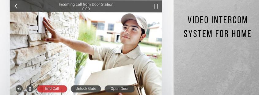 Video Intercom System for home