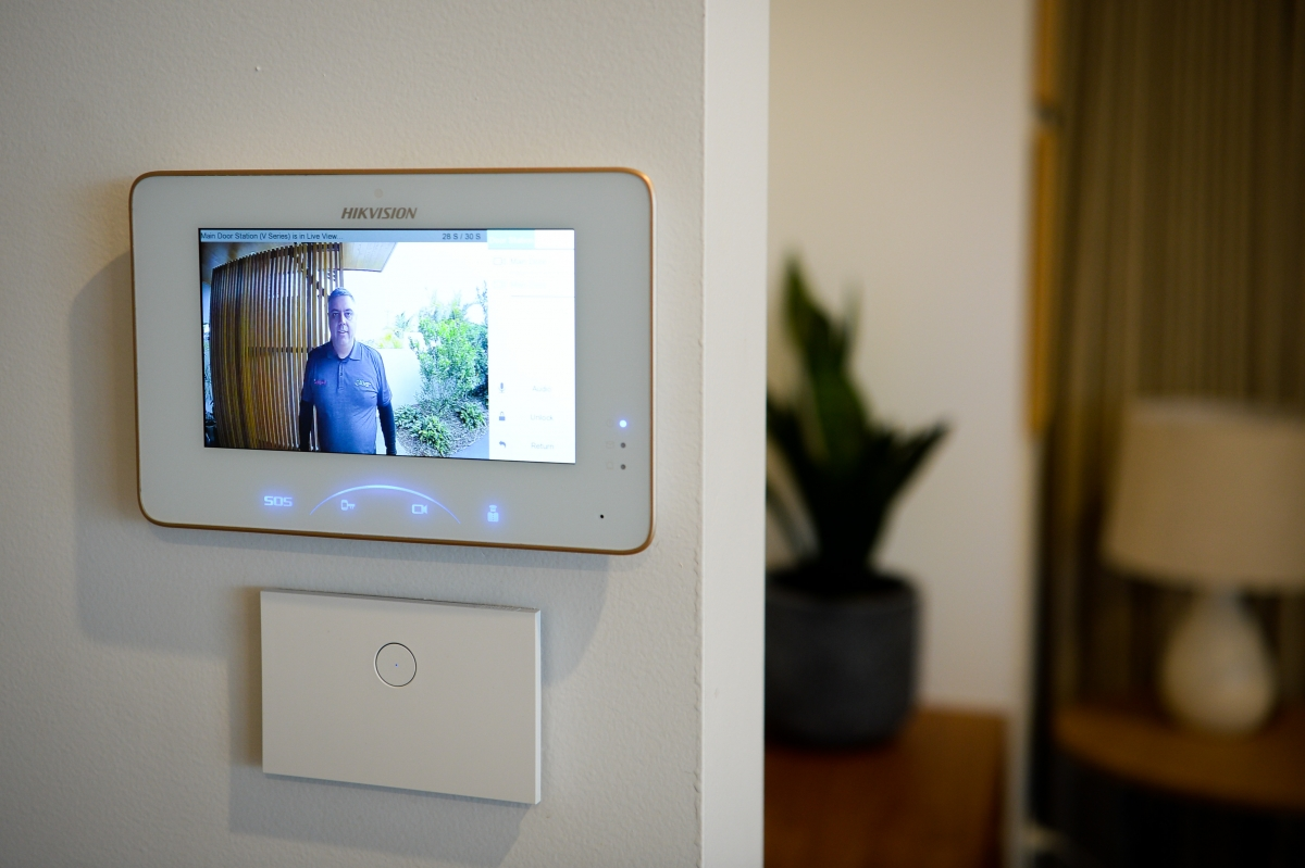 Home Intercom Installation