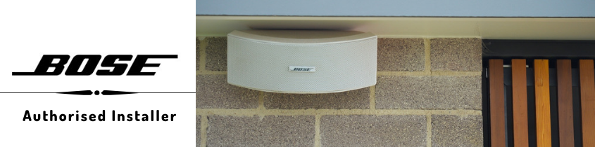 BOSE Authorised Dealer and Installer